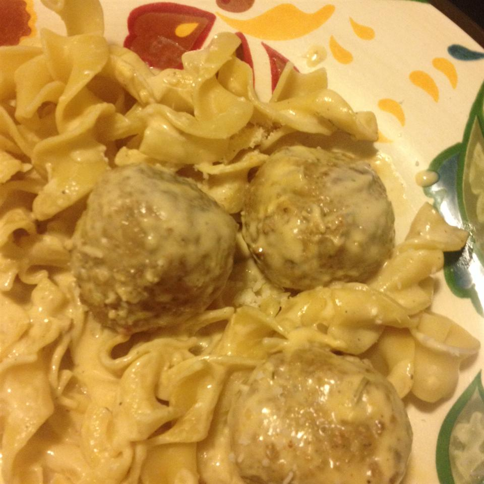 Easy Swedish Meatball Sauce Luv2Learn