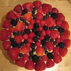 No Skill Fruit Tart
