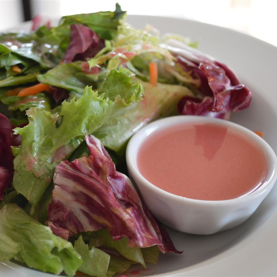 Cranberry Mustard Salad Dressing Holiday Baker