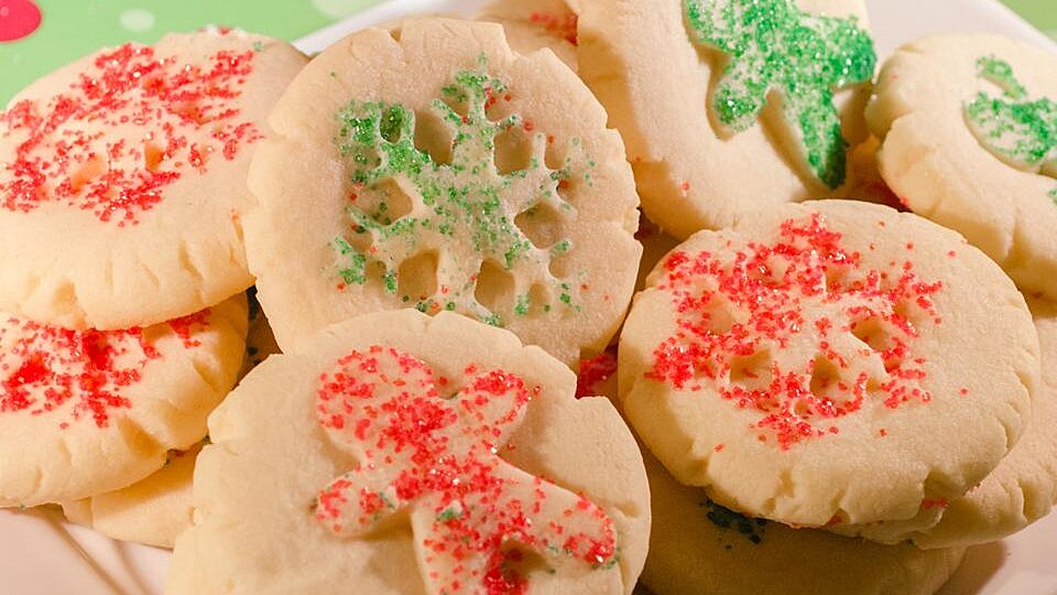 Granny S Shortbread Cookies Recipe Allrecipes