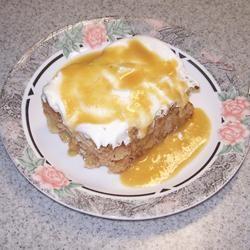 Fresh Apple Cake II