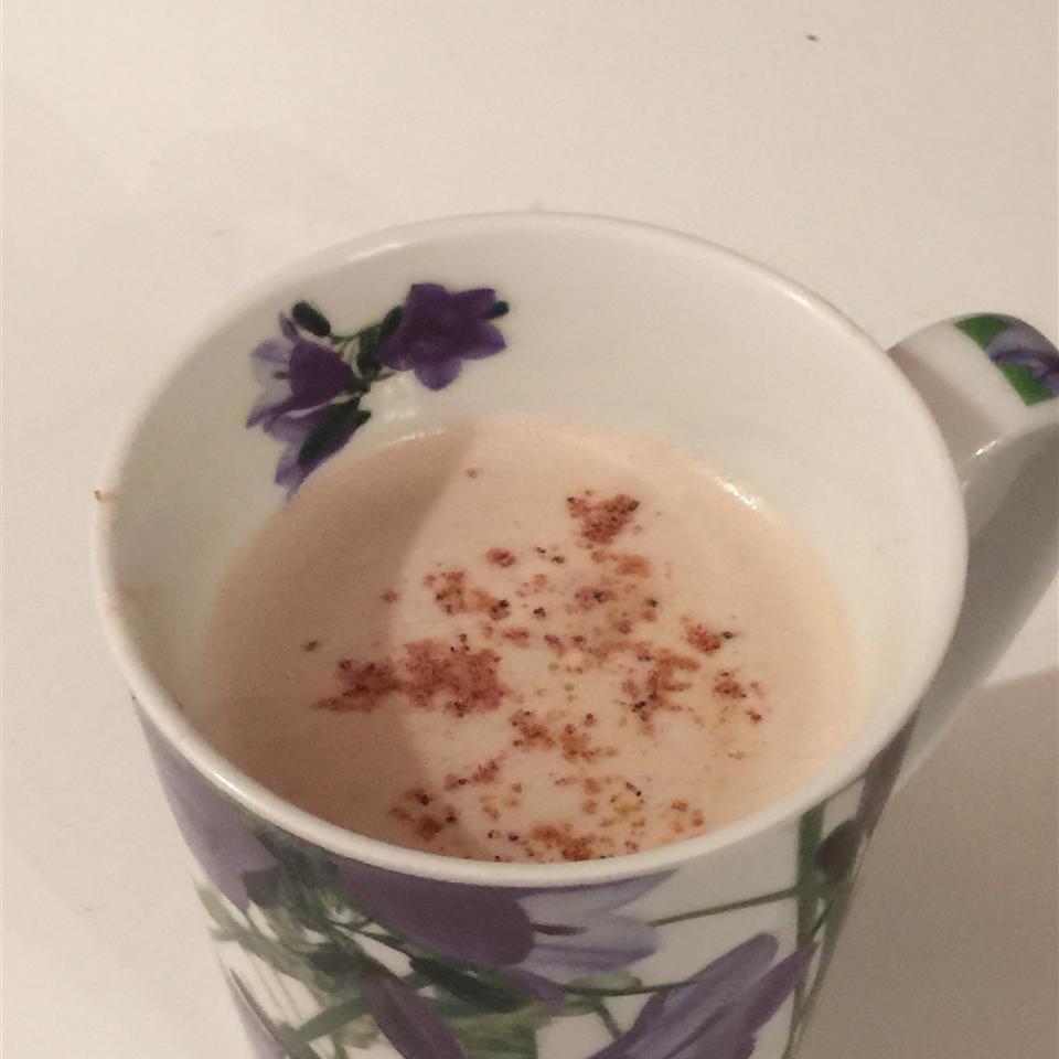 Single Cup Hot Buttered Rum Elspeth Moffatt