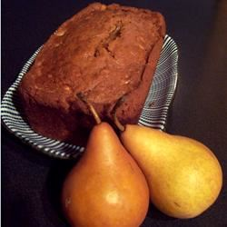 Fresh Pear Bread elirt