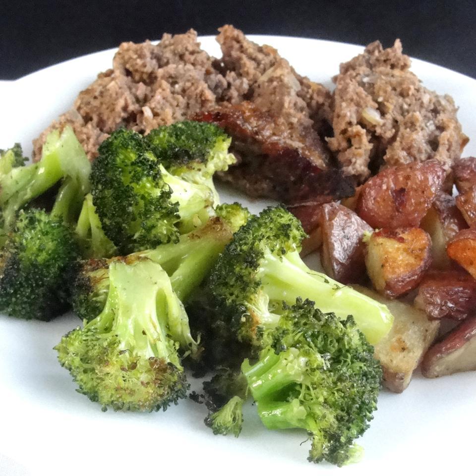 Easy Roasted Broccoli Rock_lobster