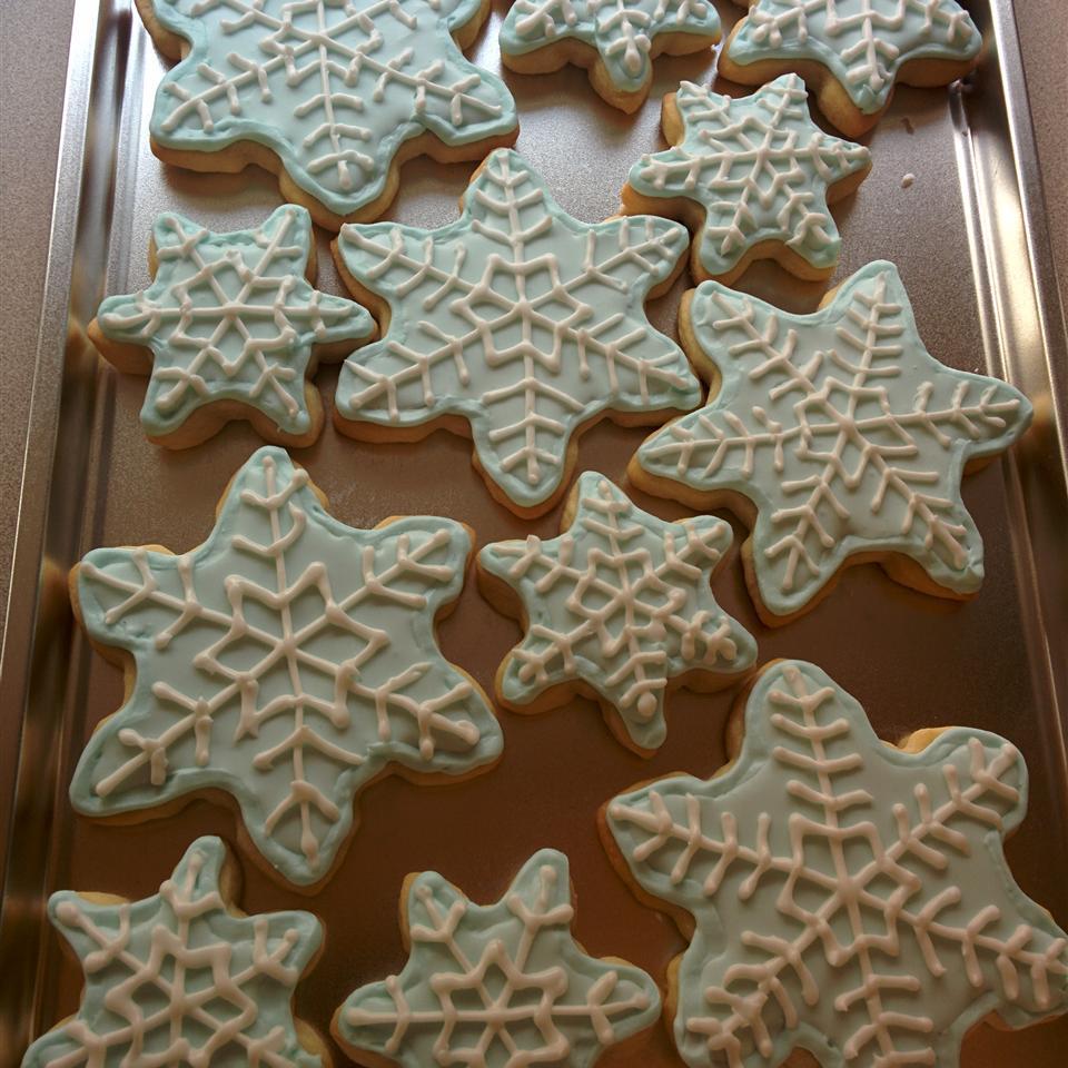 Soft Sugar Cookies V Amy Medina