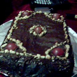 Swiss Chocolate Cake Siya