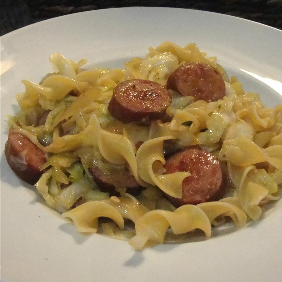 Haluski - Cabbage and Noodles Rock_lobster