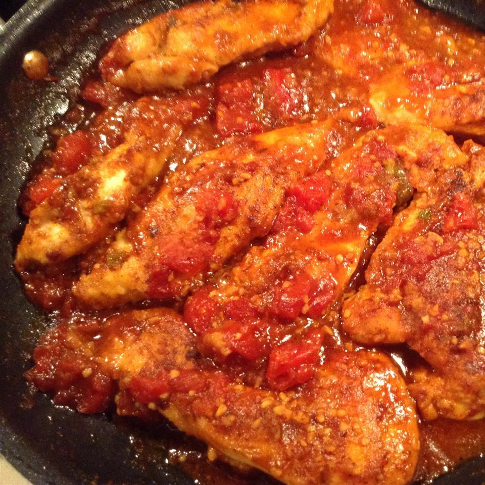 Chicken Breasts Pierre GinaB