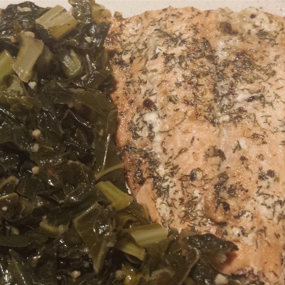 Melt-in-Your-Mouth Broiled Salmon Melissa Moore