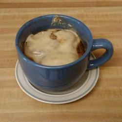 Quickie French Onion Soup Colleen