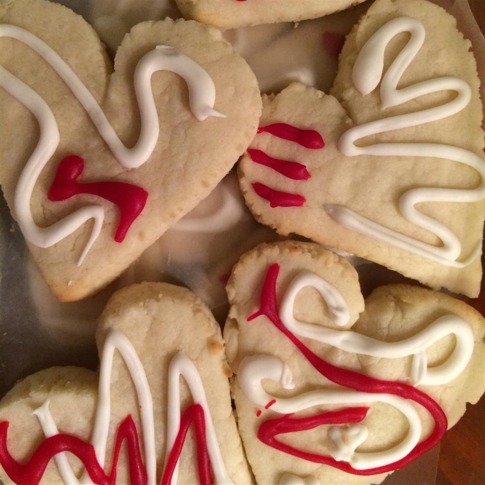 Soft Sugar Cookies V caramello