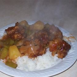 Sweet and Sour Pork III