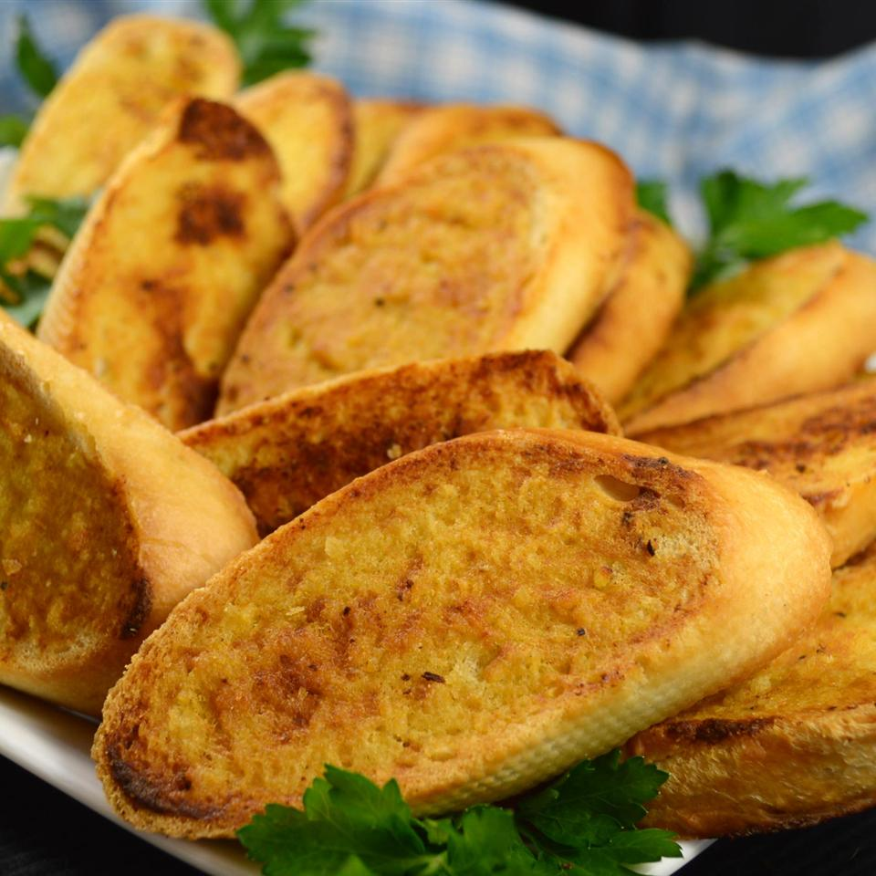 Crostini Dijonnaise