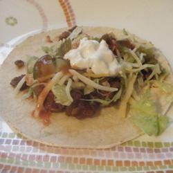 Tasty Lentil Tacos imallie