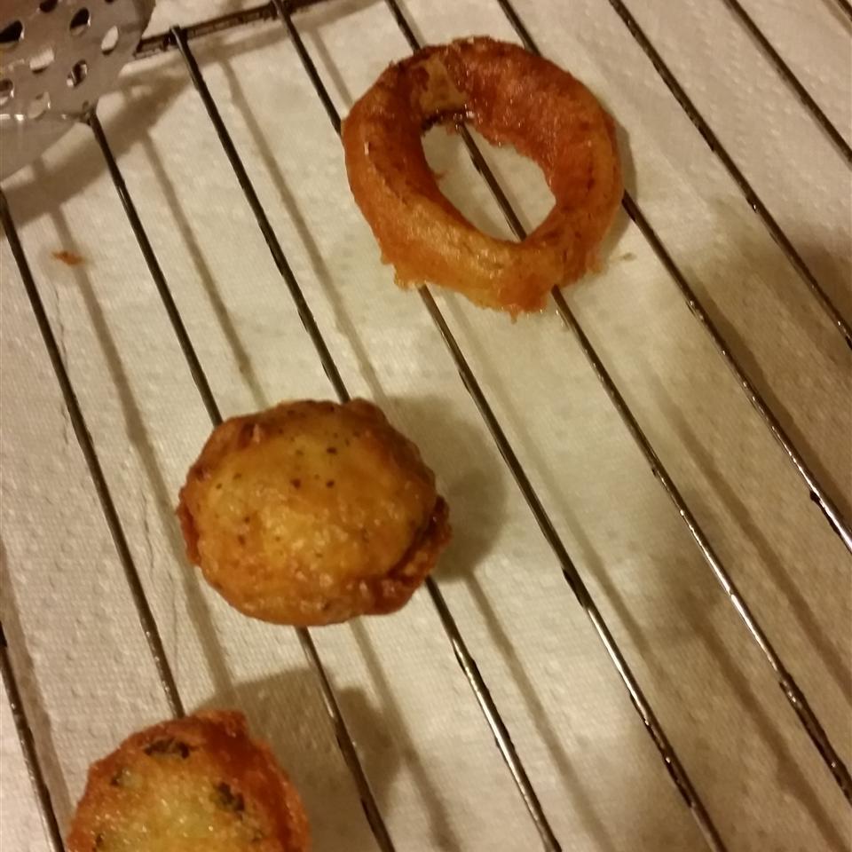 Southern Style Fried Mushrooms Wendy Walters-Arboleda