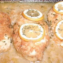 Lemon Chicken III