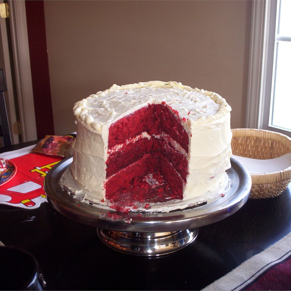 Red Velvet Cake IV PAL