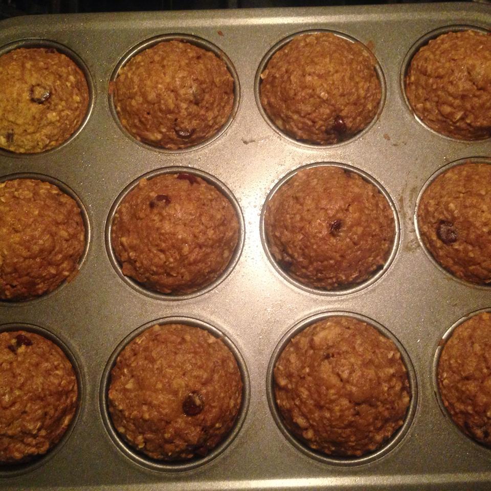 Seminary Muffins