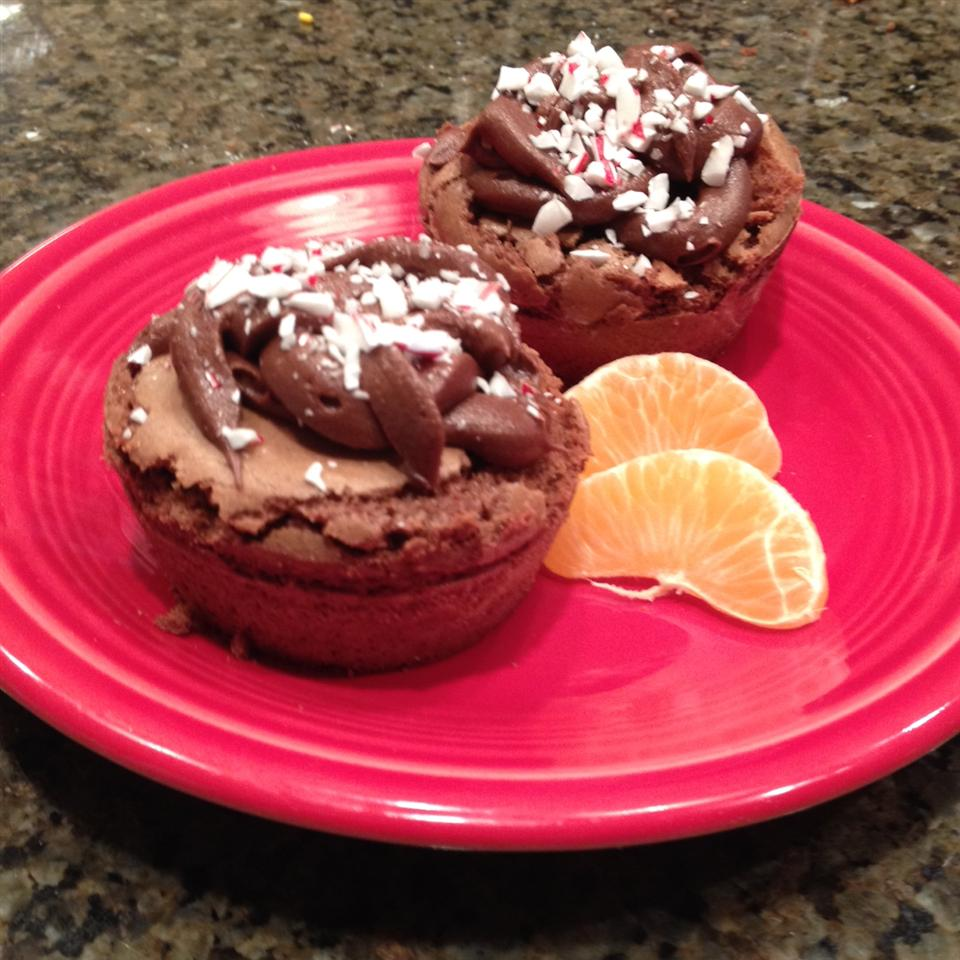 Brownie Cupcakes Caroline
