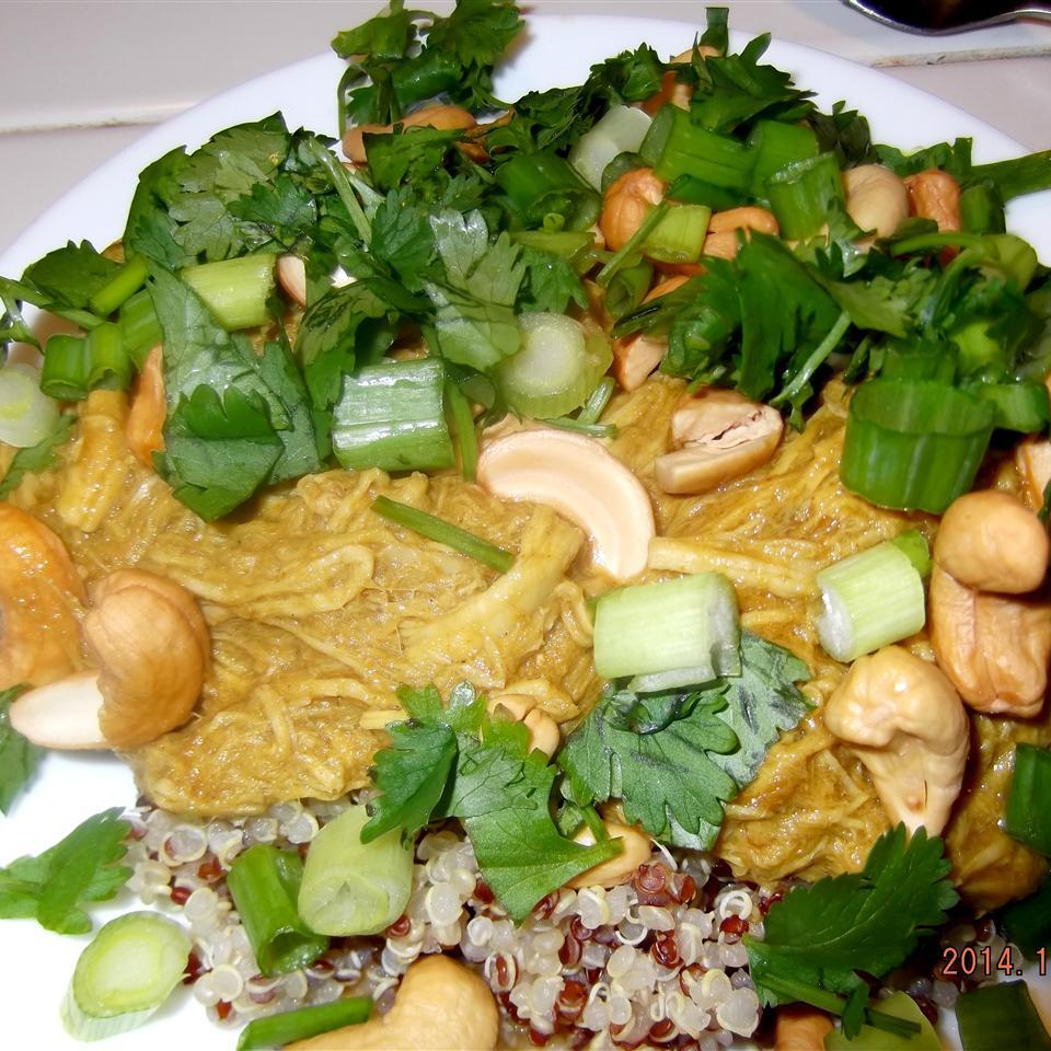 Sweet Thai-Style Chicken Bowl