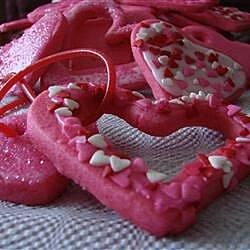 valentine heart necklaces recipe