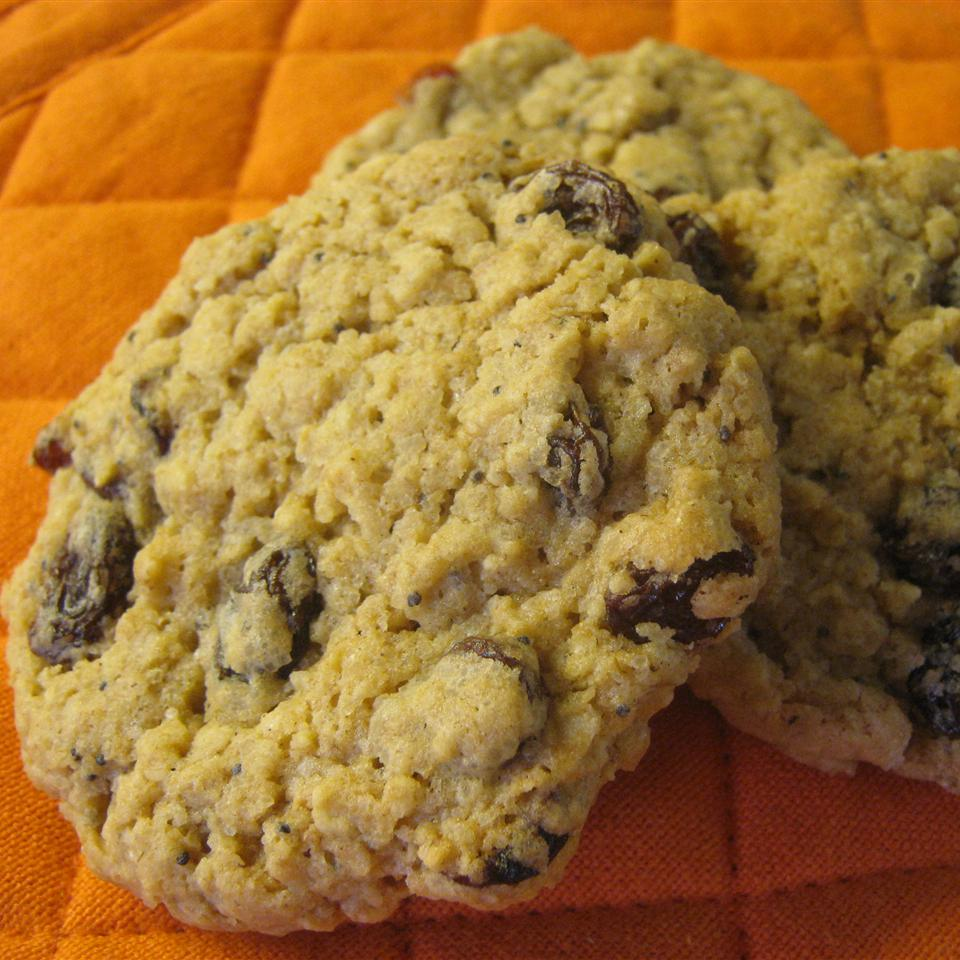 Oatmeal Craisin Cookies Beyker