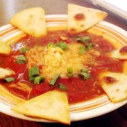 Tortilla Soup I Bev N.