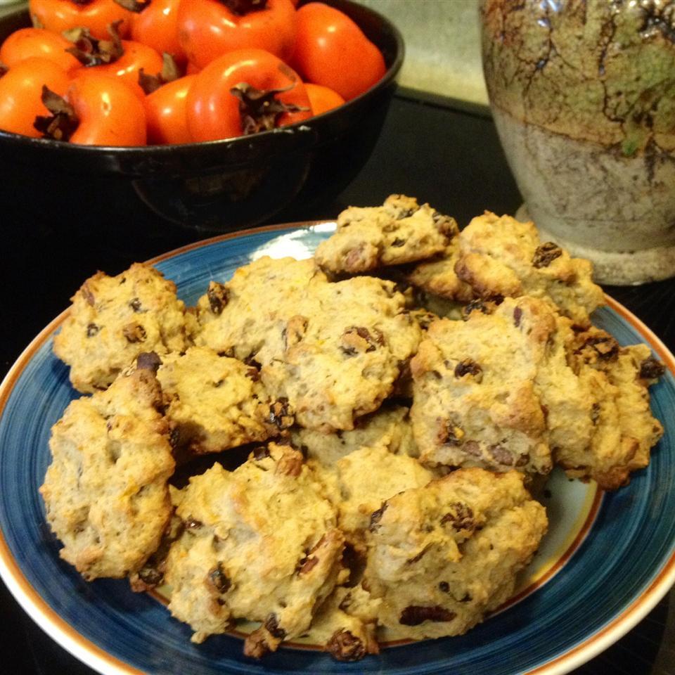 Persimmon Cookies Tami