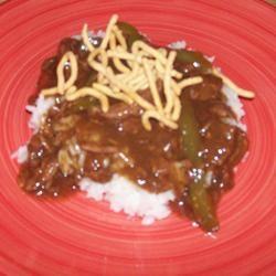 Slow Cooker Pepper Steak II