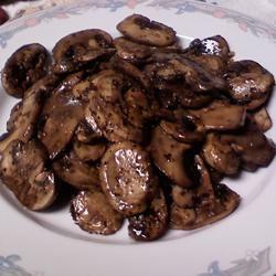 Mushroom Saute TrixieDarty