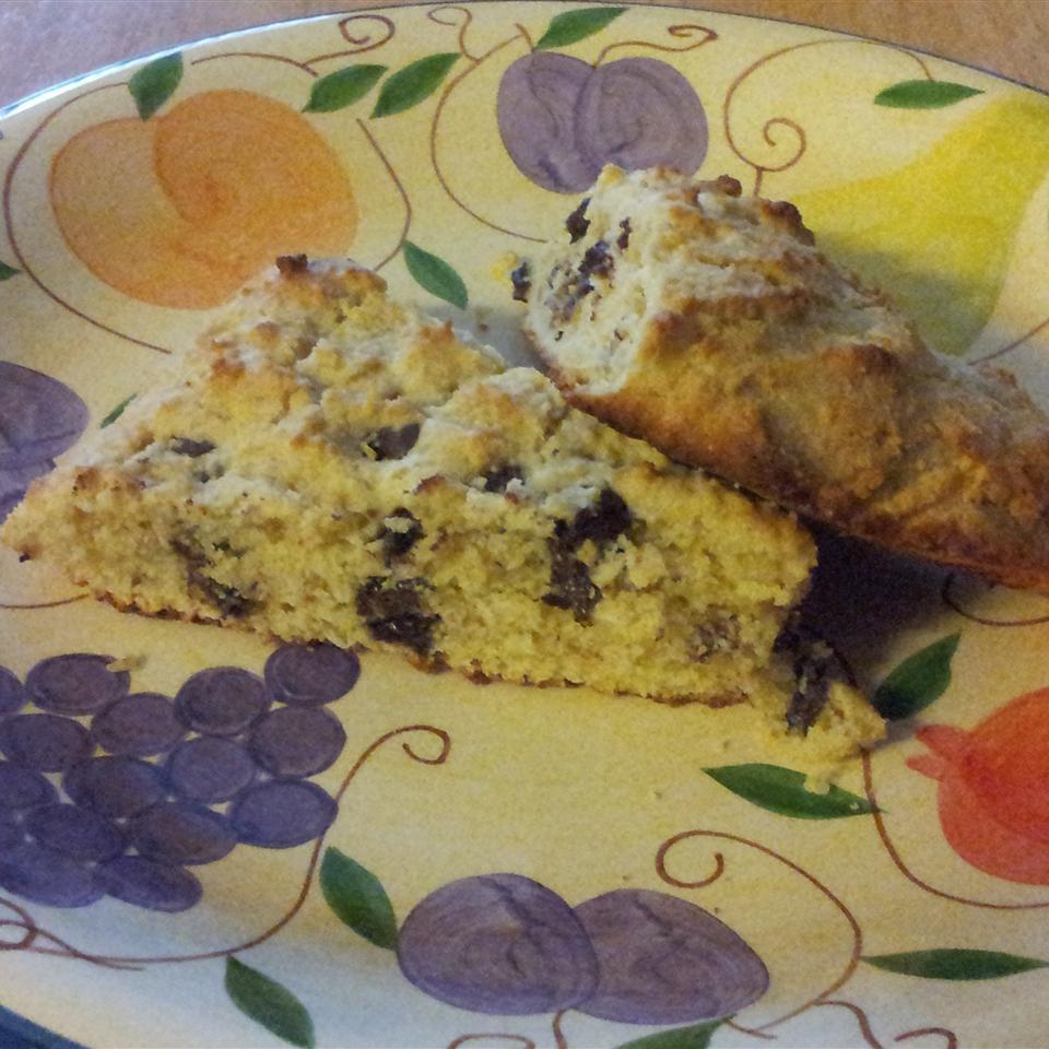 Gluten-Free Honey Scones Jonie Renee