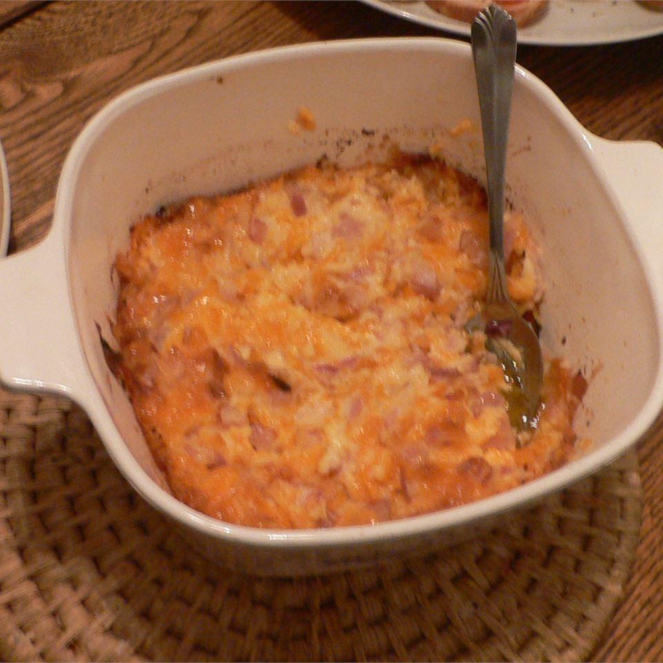 Baked Onion Dip II MELLOASJELLO