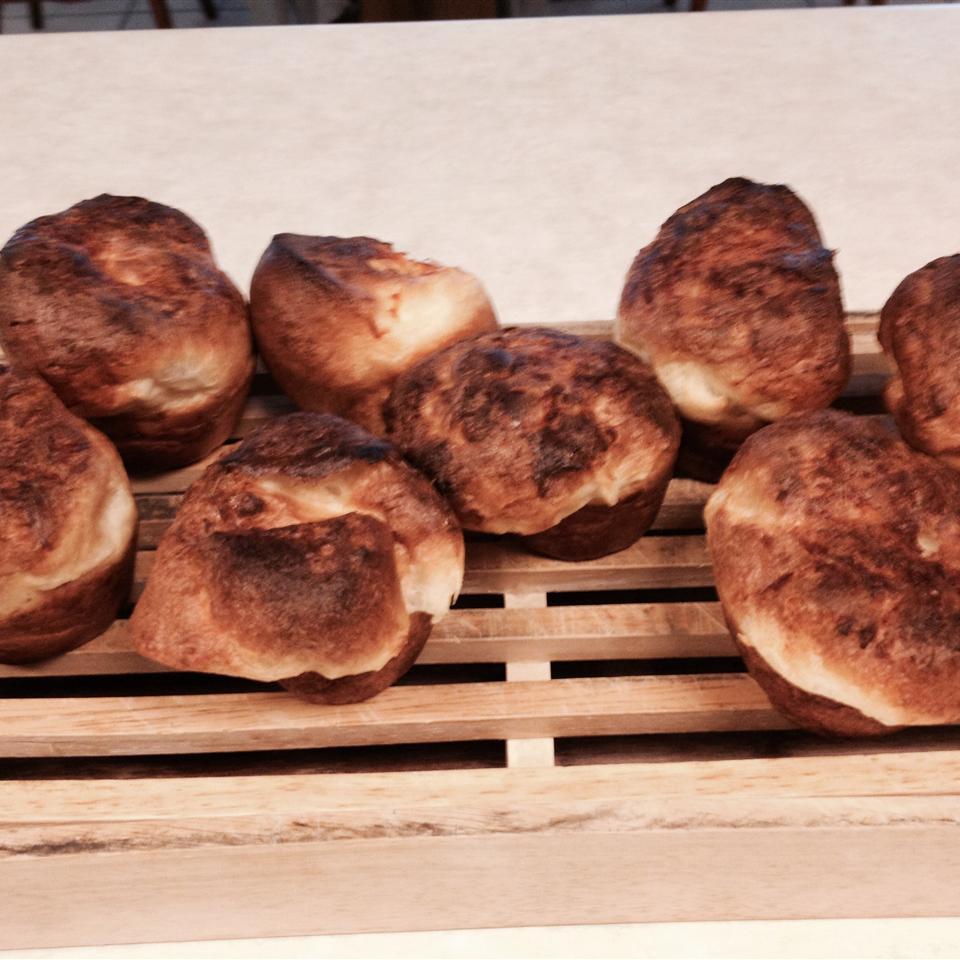 Chef John's Popovers