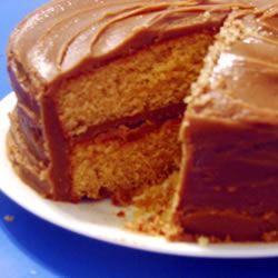 Caramel Cake I sugarbellesouth