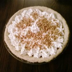 French Silk Chocolate Pie I