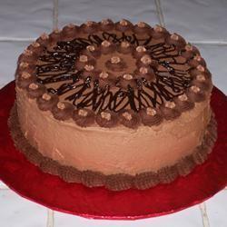 Chocolate Oil Cake BB34