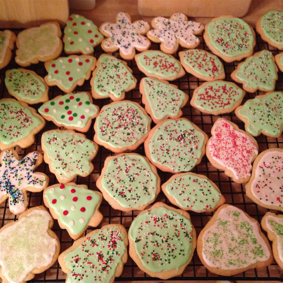 Christmas Tree Cookies CS320