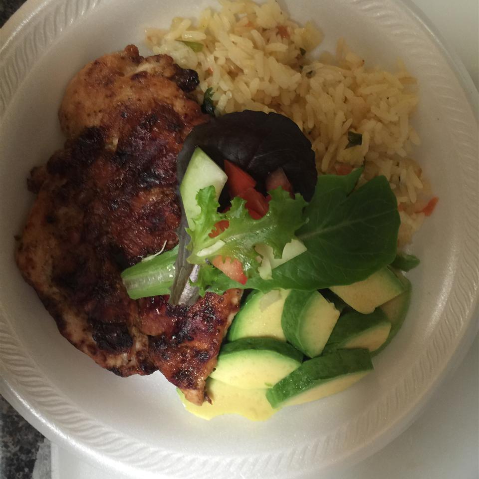 Honey Grilled Chicken