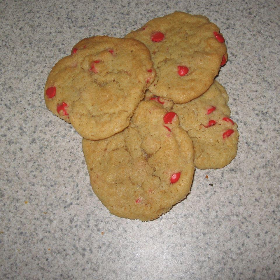 Cherry Chip Cookies II skyebo