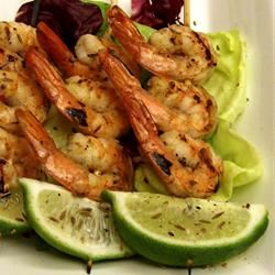 Grilled Tequila-Lime Shrimp DEE C.