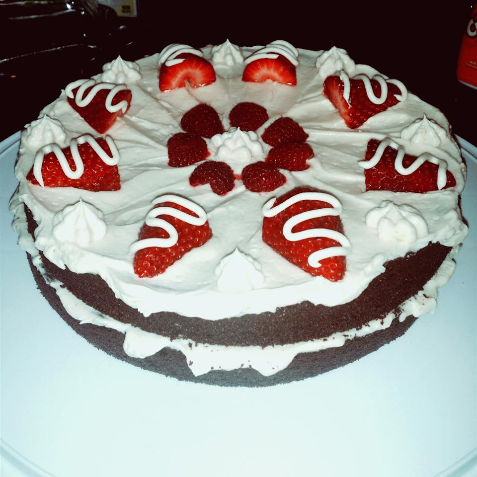 Gluten-Free Moist Chocolate Cake jessieroberts25