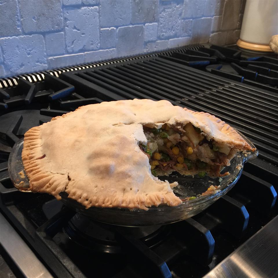 Beef Pot Pie III