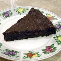 Flourless Chocolate Cake II baskerville_gal