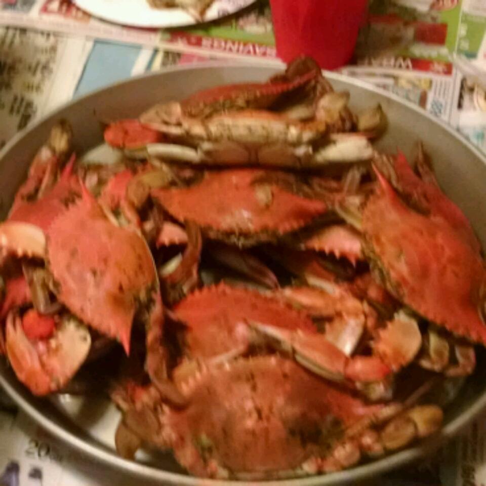 Delaware Blue Crab Boil Cindy Clark