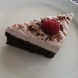 Raspberry Fudge Brownies Rhianna