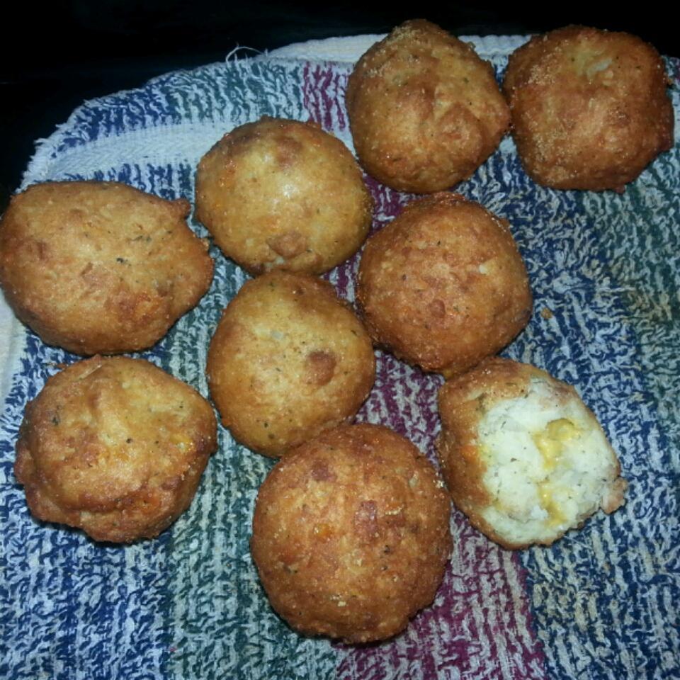 Mom's Potato Puffs