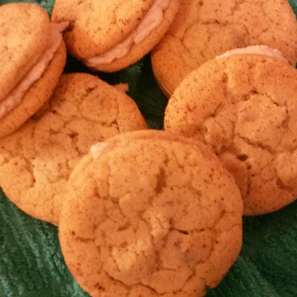 Snickerdoodle Sandwich Cookies