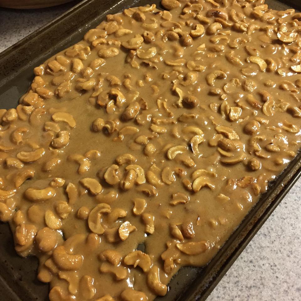 Nat's Buttery Cashew Crunch becky