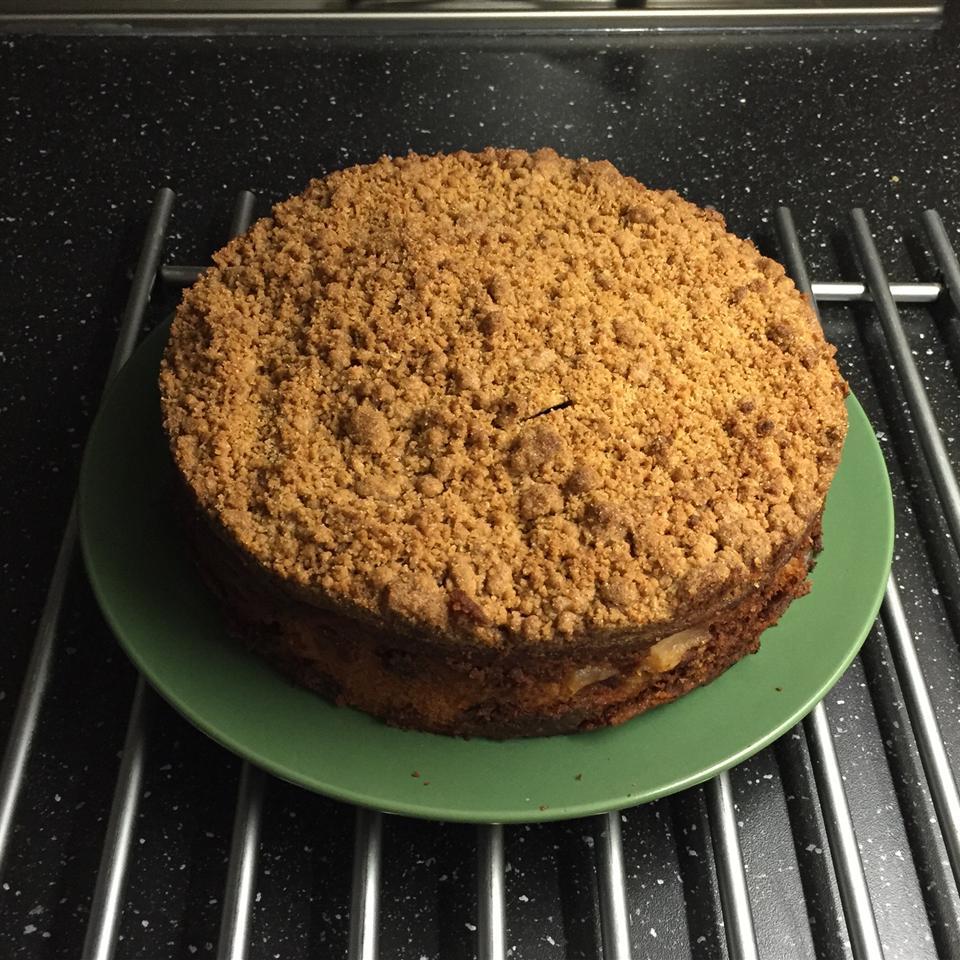 Cinnamon-Apple Cake AKA Hanukkah Cake cherenelewis