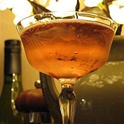 annex theater champagne cocktail recipe